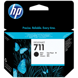 Tinta 711 ( CZ129A ), 38 ml, crna