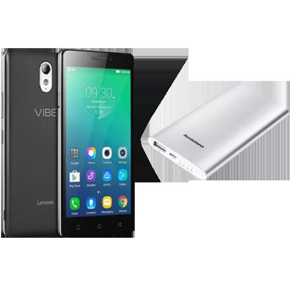 VIBE P1M Dual SIM Black