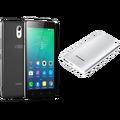 Lenovo - VIBE P1M Dual SIM Black