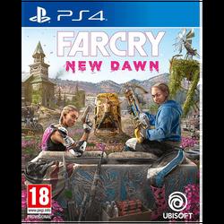 Igra PlayStaion 4: Far Cry New Dawn Standard Edition