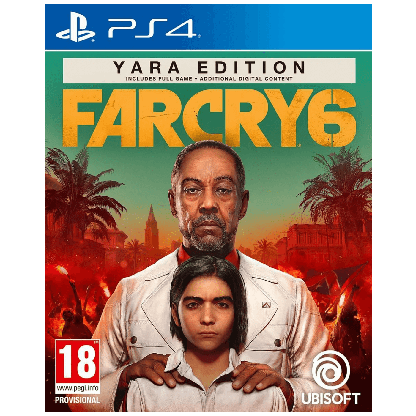 Far Cry 6 Spec. Day One Edition PS4