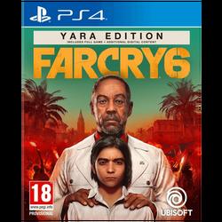 Igra PlayStaion 4: Far Cry 6 Yara Special Day 1 Edition