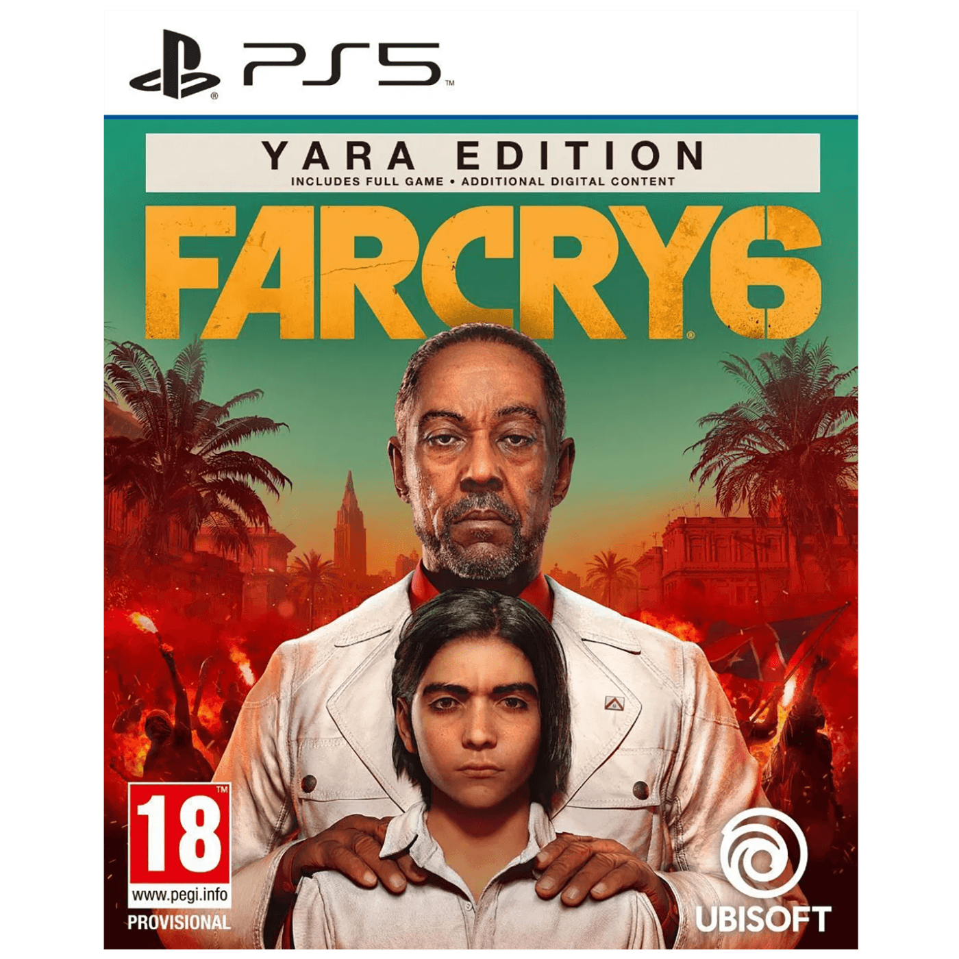 Far Cry 6 Spec. Day One Edition PS5