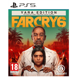 Igra PlayStaion 5: Far Cry 6 Yara Special Day 1 Edition