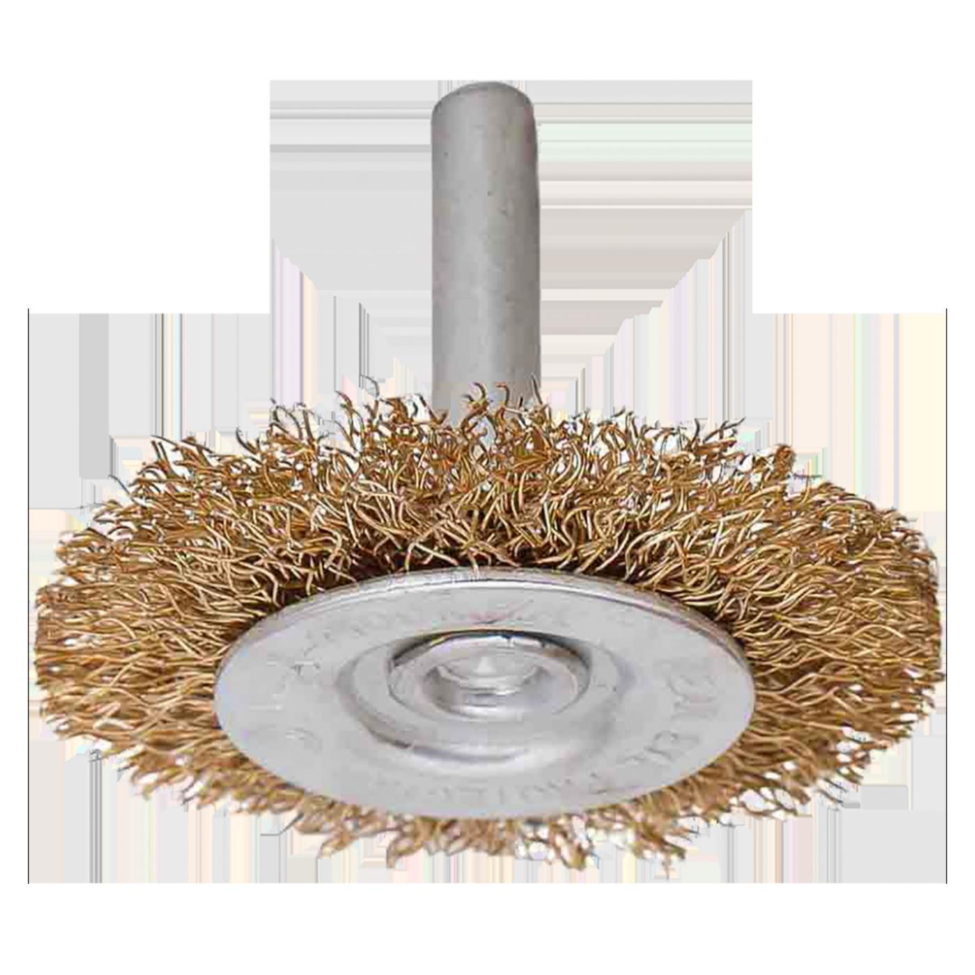 Četka mesingana za bušilicu, 50 mm
