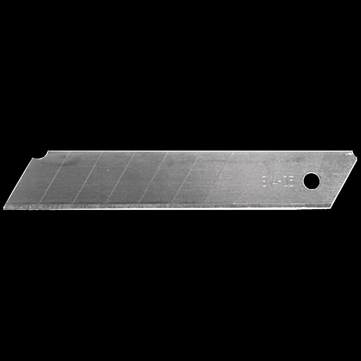 Nožići za skalpel 9 x 80 x 0.38 mm, set 10/1