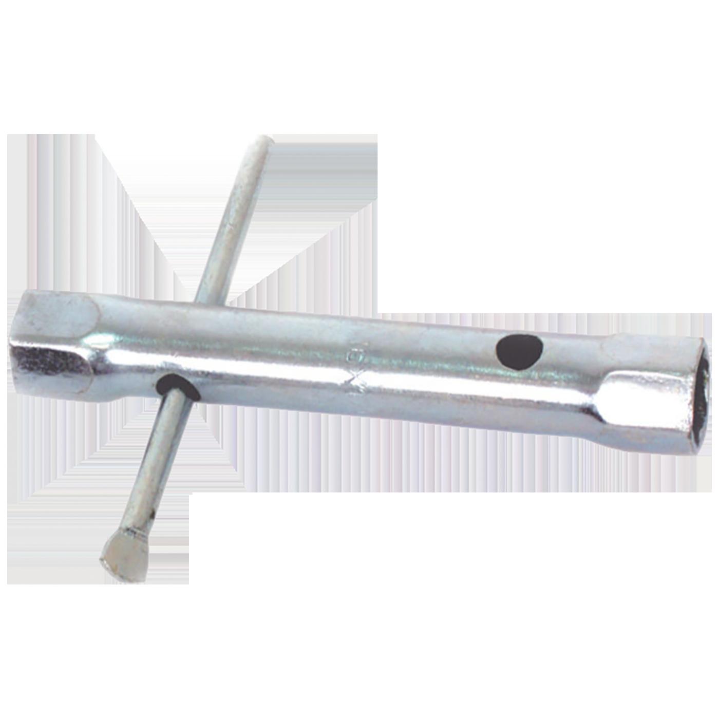 Ključ cjevasti sa šipkom, 10 x 11 mm