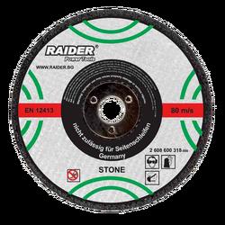 Ploča rezna, kamen, 230 x 3.2 mm