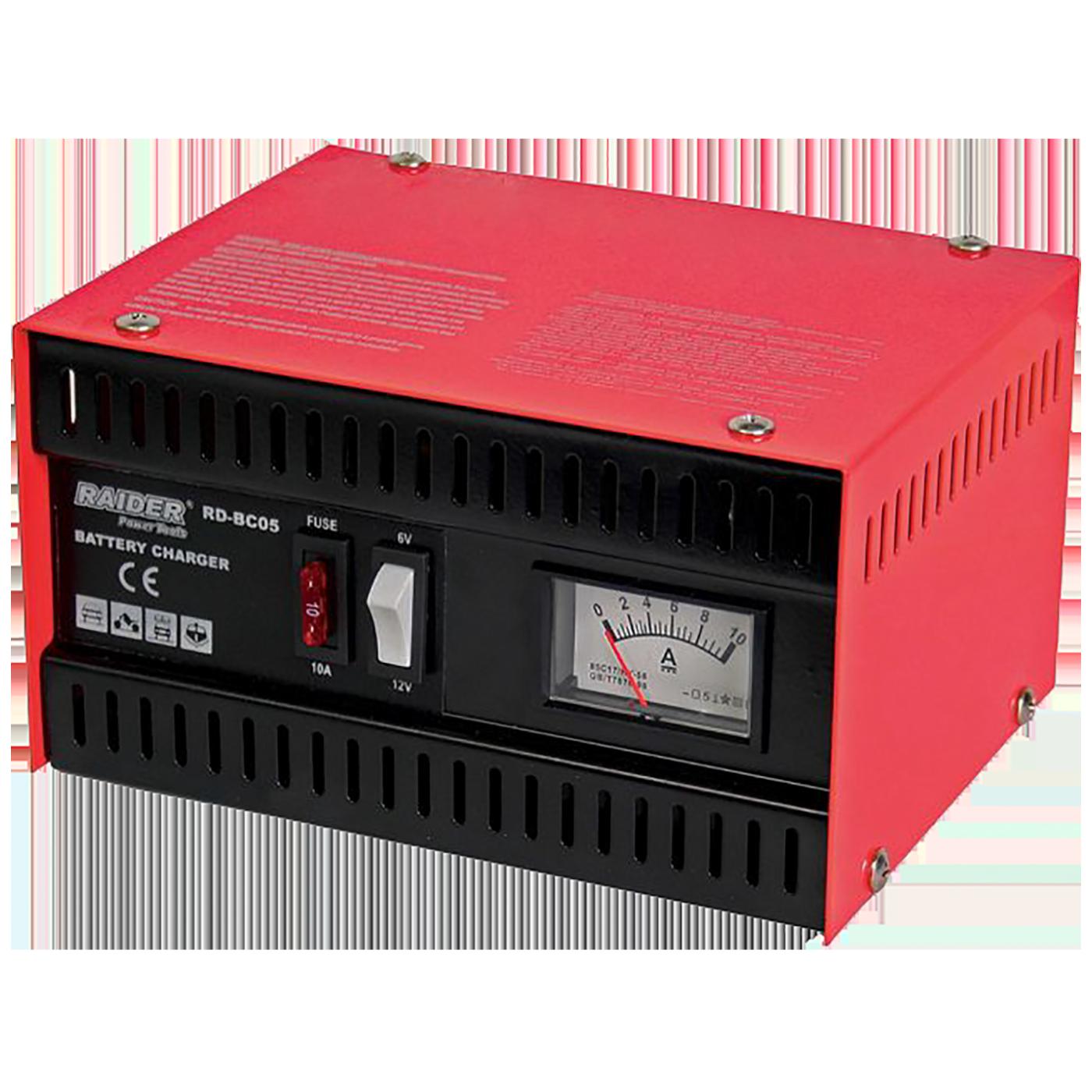 Punjač akumulatora 6V-12V, 20-75Ah, 5A
