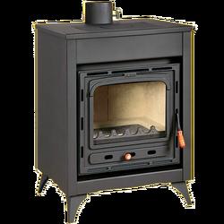 Kamin, peć na čvrsto gorivo, 15kW
