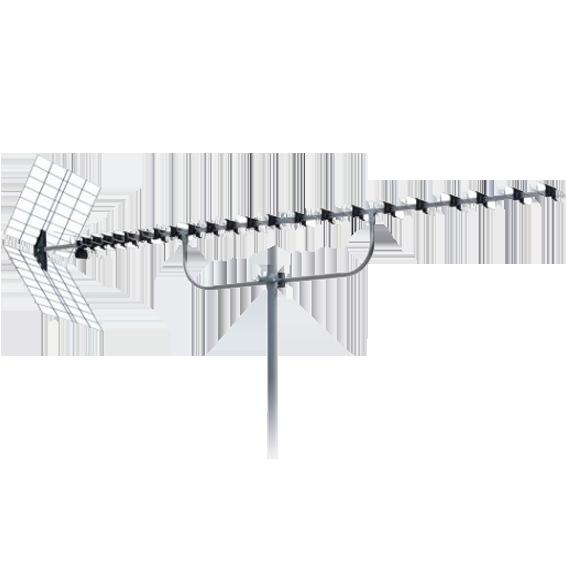 Antena UHF, 92 elementa, F/B ratio 30db, dužina 237cm