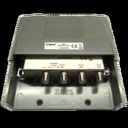 Skretnica za vanjsku/unutrašnju montažu, UHF + 2 x VHF