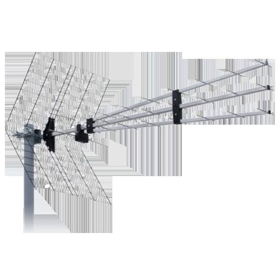 Triplex Loga 43 elementa, Aluminij, dužina 1190mm