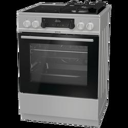 Kombinirani štednjak, pećnica 71 l, 6300W, A