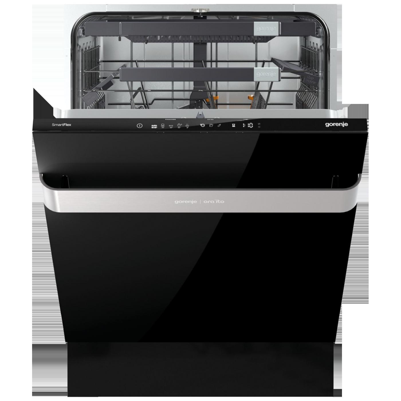 Ugradbena  mašina za suđe, 16 kompleta, 5 programa, A+++