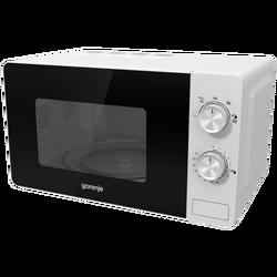 Mikrovalna pećnica, 700 W, zapremina 17 l, bijela
