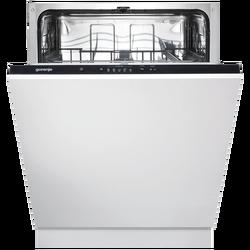 Ugradbena  mašina za suđe, 12 setova, 5 programa, A++