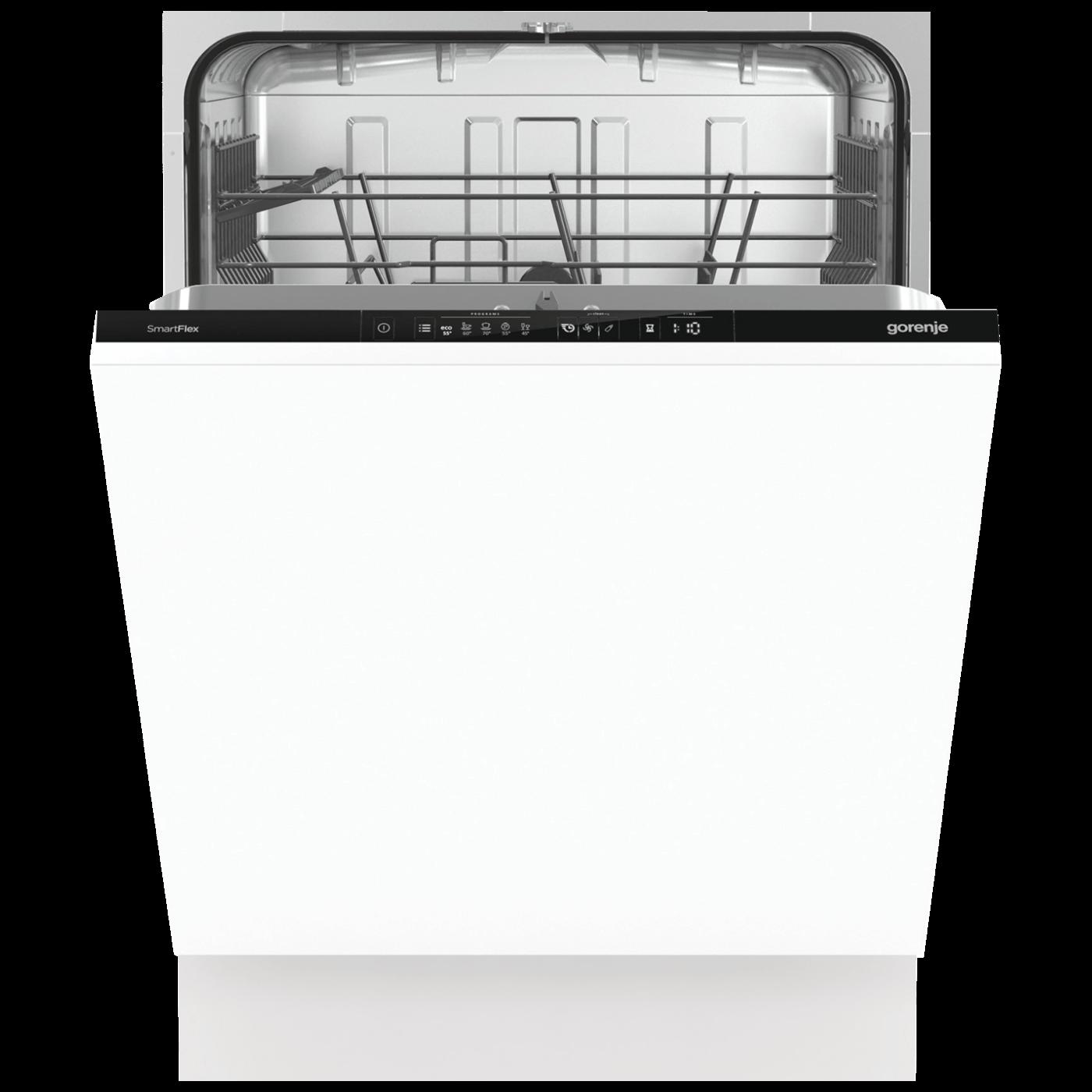 Ugradbena  mašina za suđe, 13 setova, 3 programa, A+