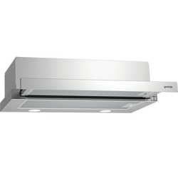 Kuhinjska napa, ugradbena, 126W, Ø150mm, INOX