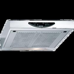 Kuhinjska ugradbena napa, 128W, INOX
