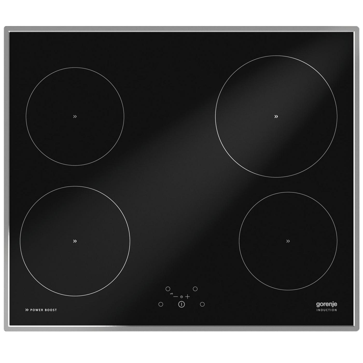 Ugradbena indukcijska ploča za kuhanje, 60cm, 6800W