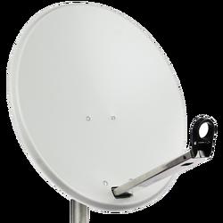 Antena satelitska, 80cm, Triax leđa i pribor