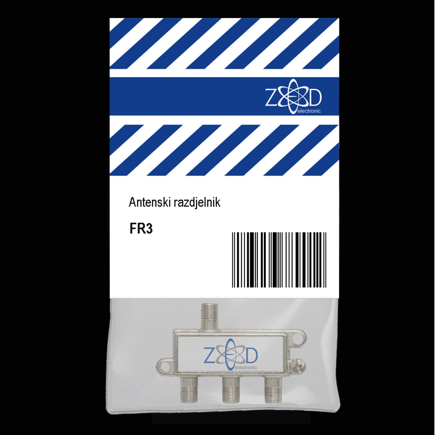 ZED electronic - FR3