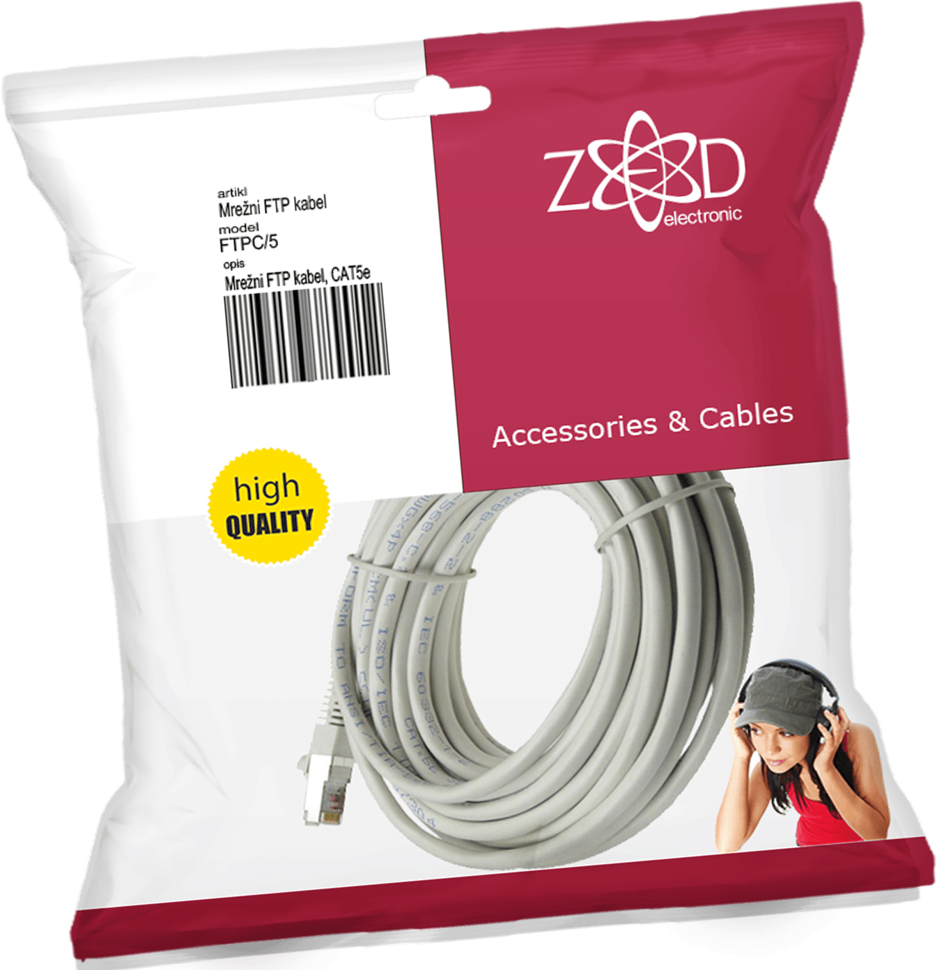 ZED electronic - FTPC/5
