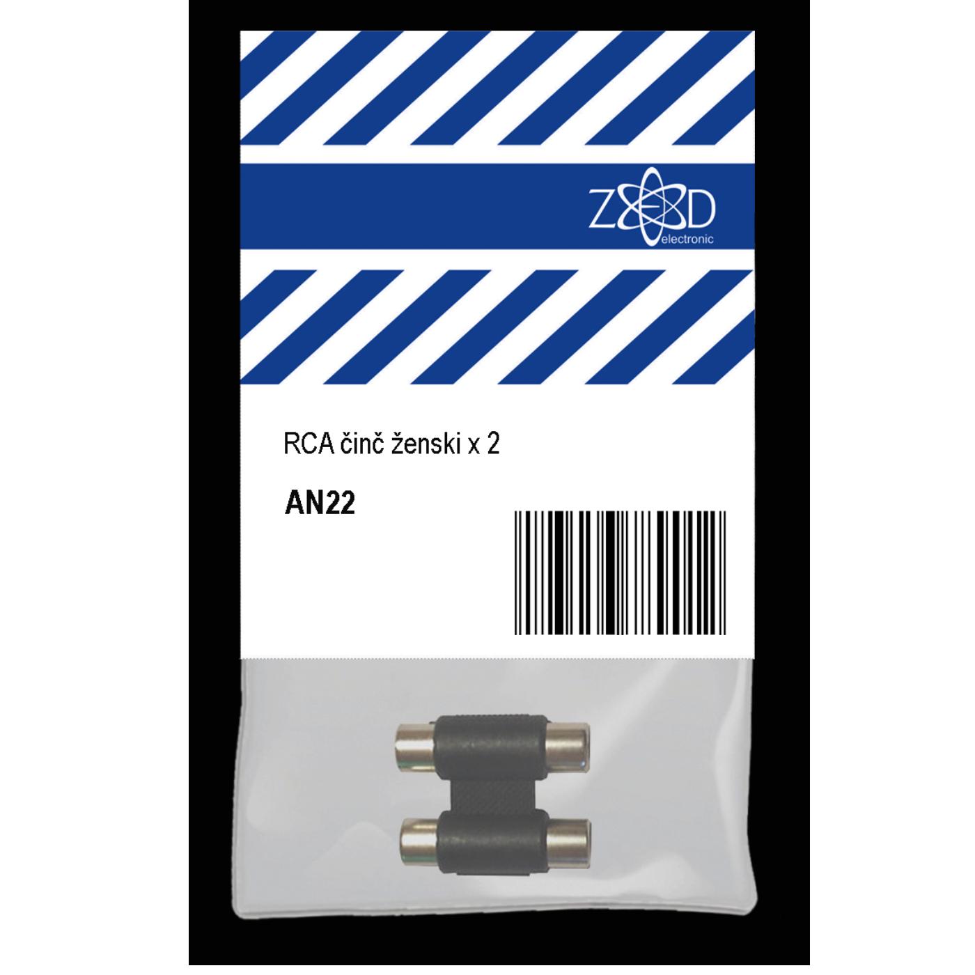 ZED electronic - AN22