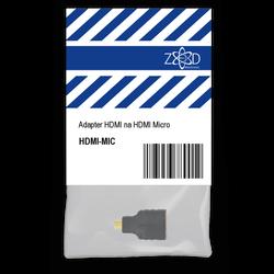 Adapter HDMI na HDMI Micro