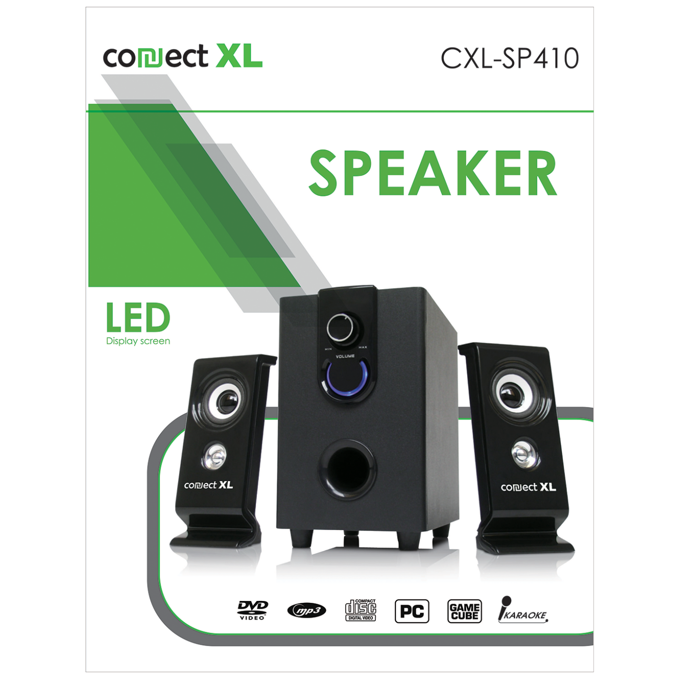 Connect XL - CXL-SP410