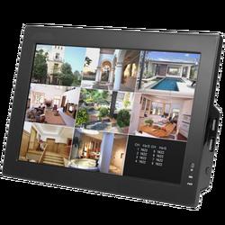 LCD 19 inch + DVR 8-kanalni mrežni snimač za video nadzor