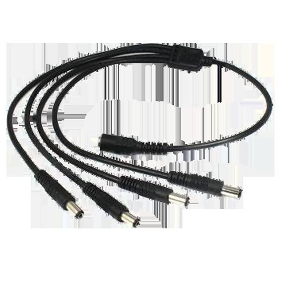 Kabl za kameru 4 DC utikača, dužina 500mm