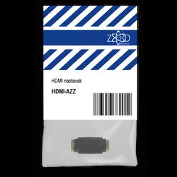 HDMI nastavak, pozlaćeni konektori