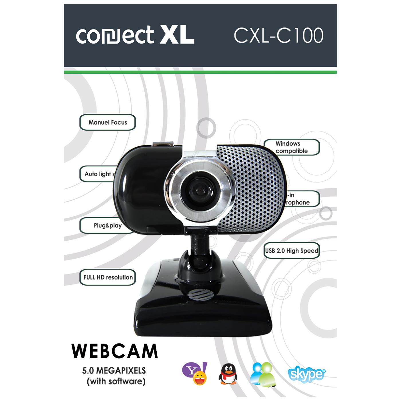 Connect XL - CXL-C100/5MP