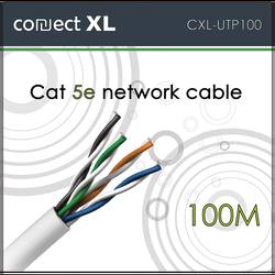 Mrežni UTP CAT5E kabl na pak 100 met