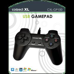 Gamepad za PC, 14 tipki/tastera (8-way), konekcija USB