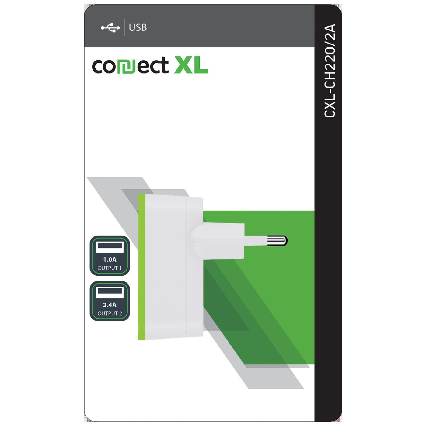 Connect XL - CXL-CH220/2A