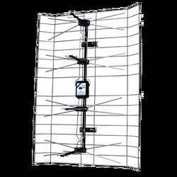 Antena mrežasta, UHF/VHF, sa pojačalom