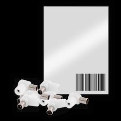 RF utikač, pakiranje 100 komada, Bulk