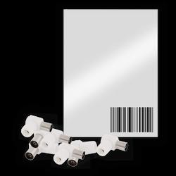 RF utičnica, pakiranje 100 komada, Bulk