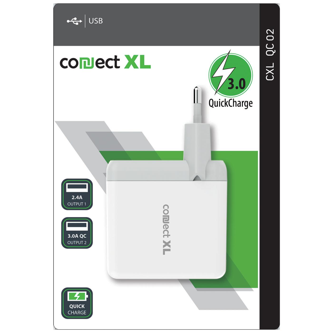 Connect XL - CXL-QC02