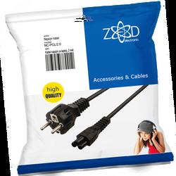 Kabl napojni za laptop, dužina 2.0 m (mickey mouse)