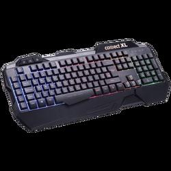 Tastatura, multimedijalna sa pozadinskim osvjetljenjem