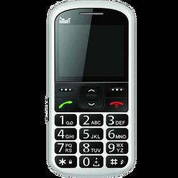 Telefon mobilni, 2 inch zaslon, SOS tipka, BT, FM, bijeli