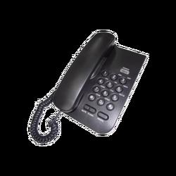 Telefon analogni, stolni, crni