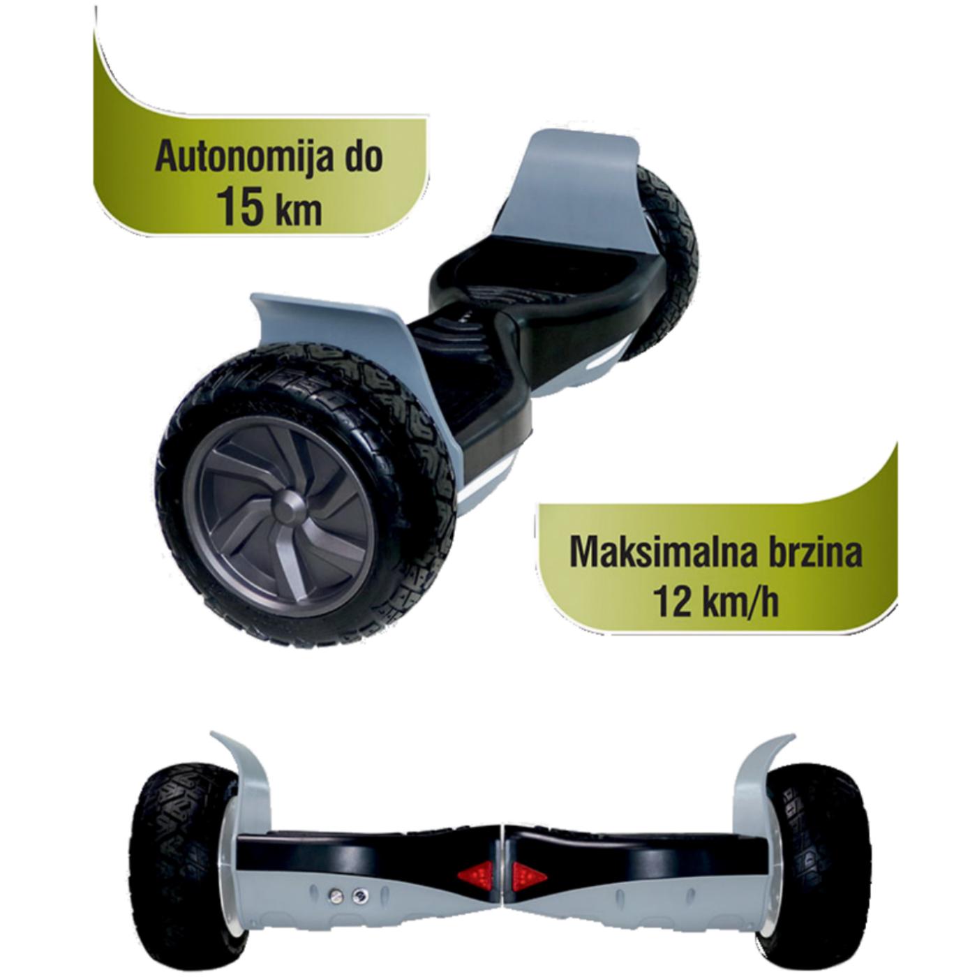hoverboard elektri ni 20 cm kota i 12km h meanit. Black Bedroom Furniture Sets. Home Design Ideas