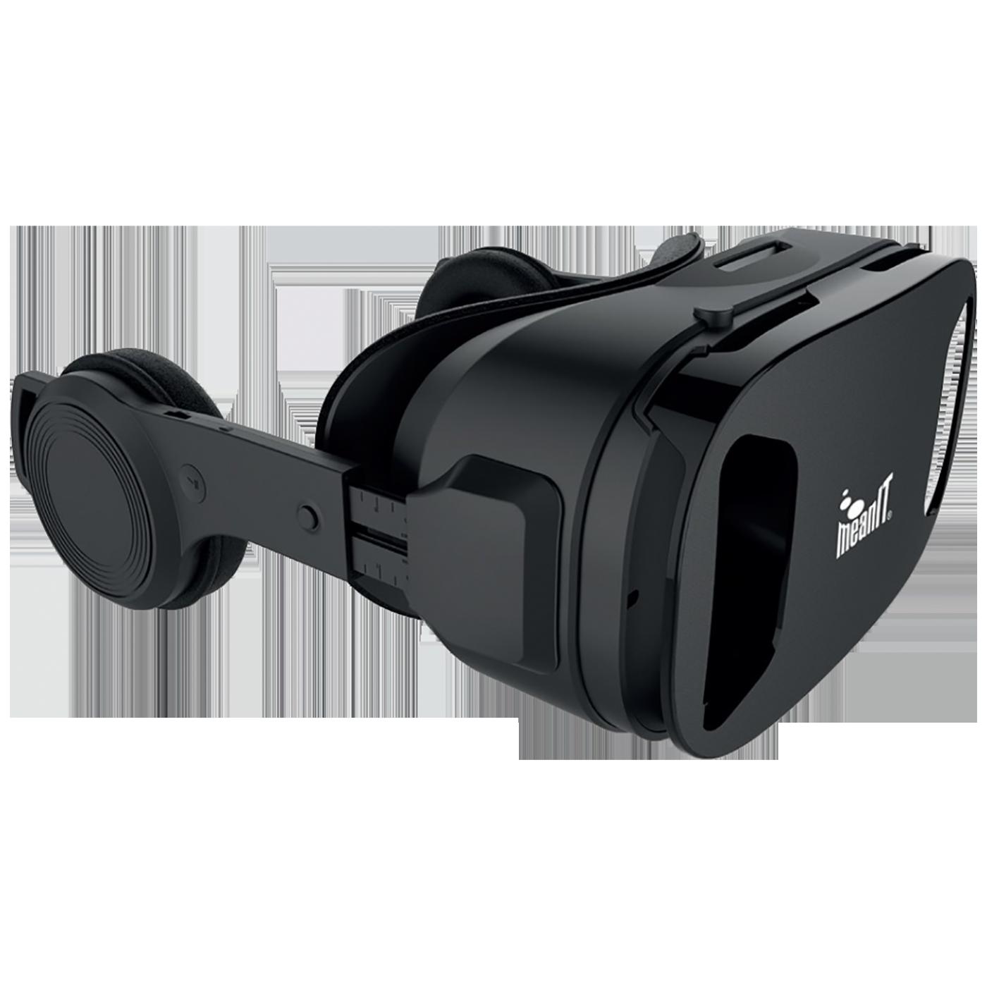 Virtualne naočale za smartphone sa akc.tipkom+slušalice