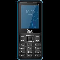 Mobilni telefon , 2.4 inch inch zaslon, Dual SIM, BT, FM radio, crna