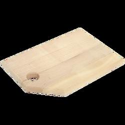 Kuhinjska daska za rezanje/bk 260x160x20mm, kosa/5513